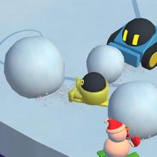 Activities of Snowball Battle