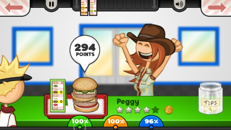 Papa's Burgeria To Go! screenshot-4