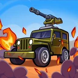Rage of Car Force: Crash Road