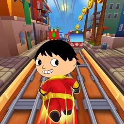 Ryan Subway Run