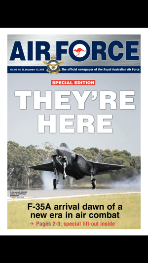 Air Force News Australia on the App Store