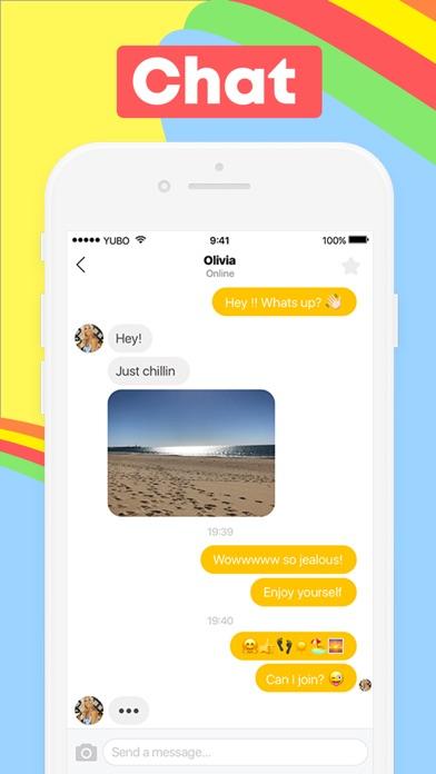 Yubo - Make new friends app image