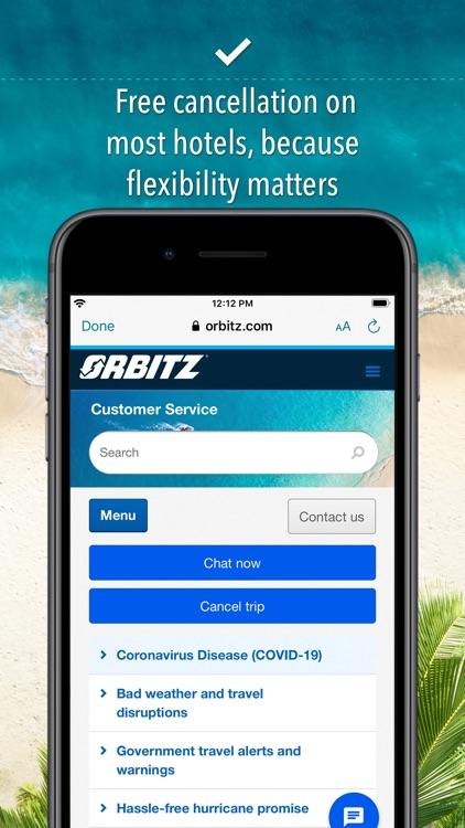 Orbitz Hotels & Flights