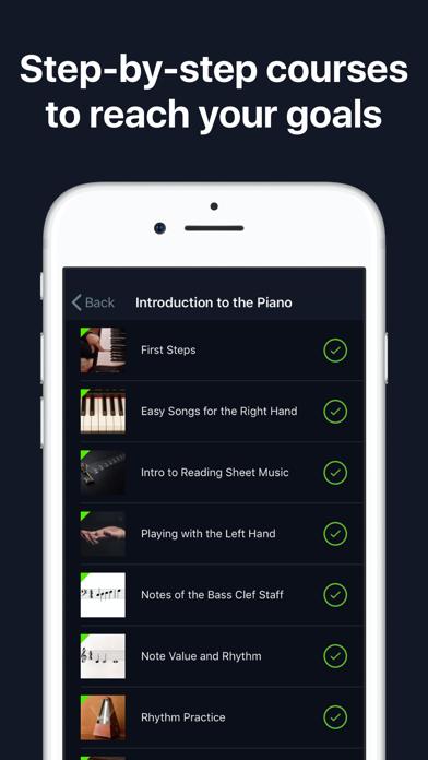 flowkey Screenshot
