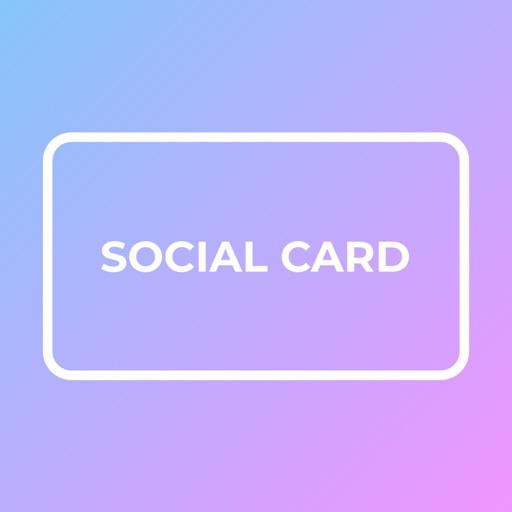 Social Card - Business Cards