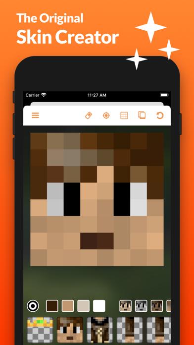 Skin Creator: Pro Edition screenshot 1