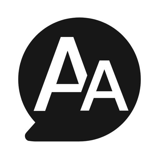 Aa Fonts Keyboard - Cool Tags