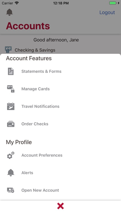 BOK Financial Mobile Banking screenshot-5
