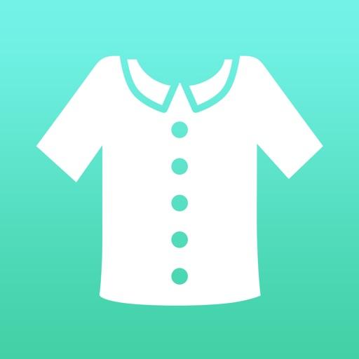 クローゼット - ファッションのコーディネートをサポート