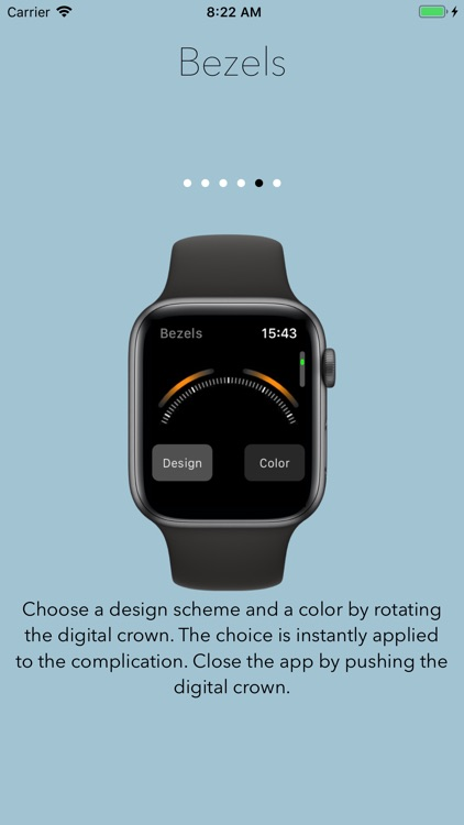 Bezels - personal watch faces