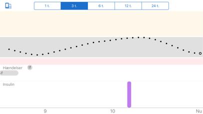 Screenshot for Dexcom G6 mmol/L DXCM1 in Denmark App Store