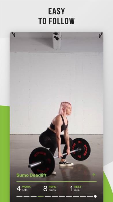 Fit With Iulia - Fitness Appのおすすめ画像5