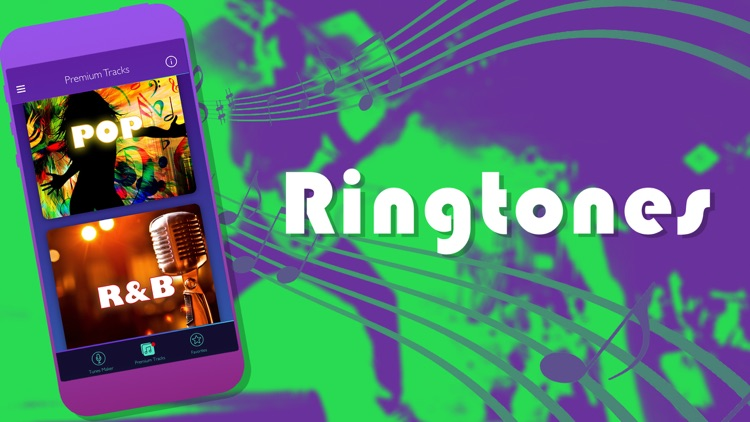 Ringtones for iPhone: Infinity screenshot-4
