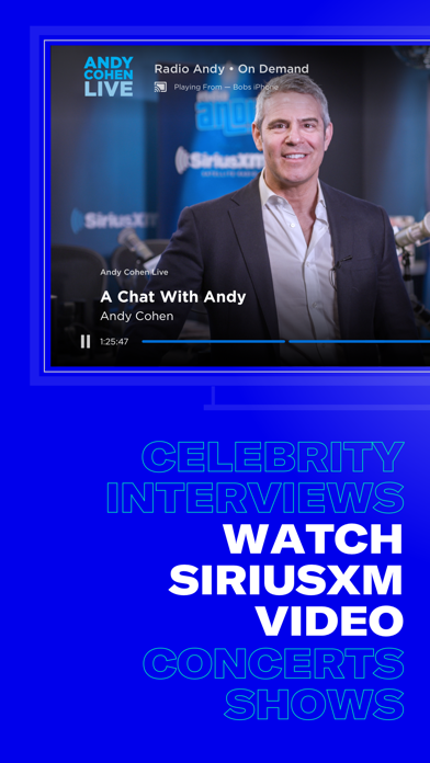messages.download SiriusXM-Music, Comedy, Sports software