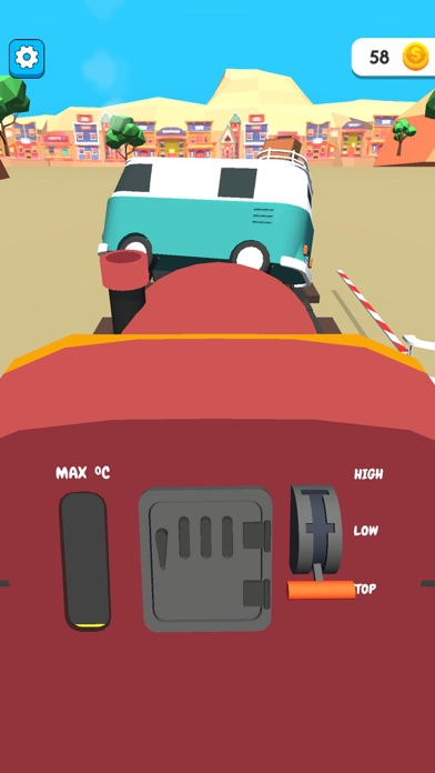Hyper Train screenshot 2