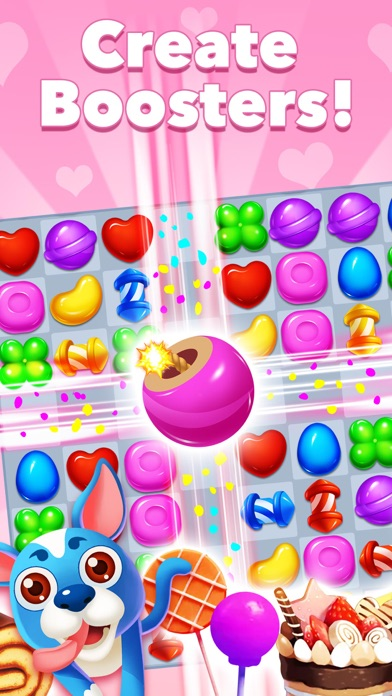 download Candy Frenzy - Match Sugar apps 2