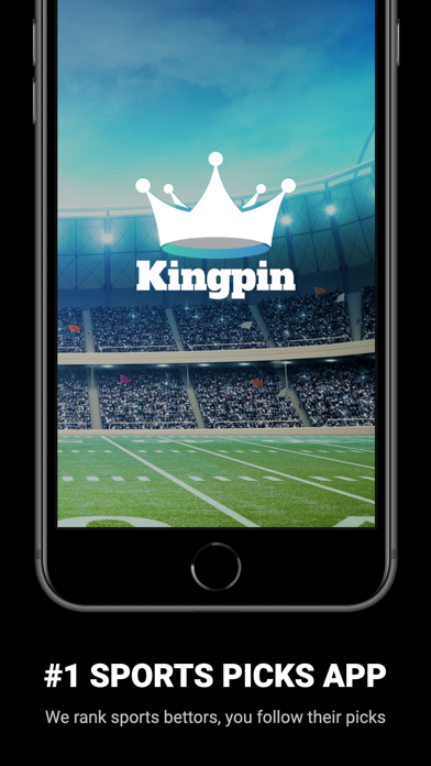 KingPin Sports Betting Picks Screenshot
