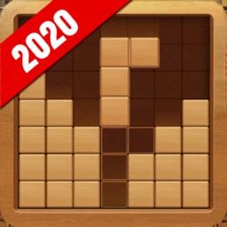 Block Puzzle Wood Blast 2020