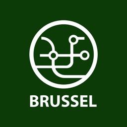City Transport Map Brussel