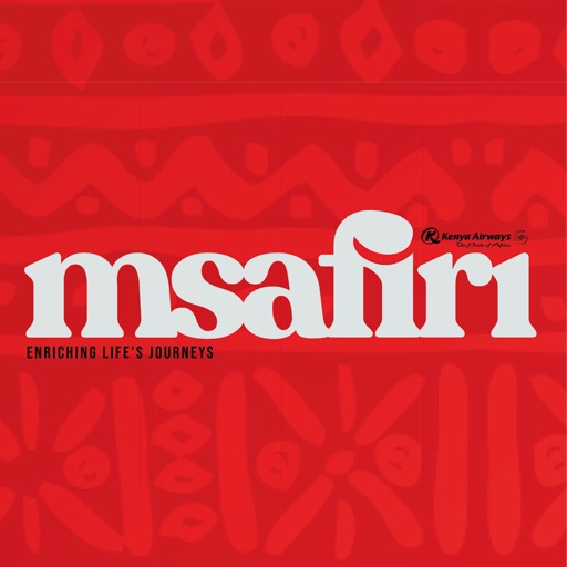 MSAFIRI Kenya Airways Magazine