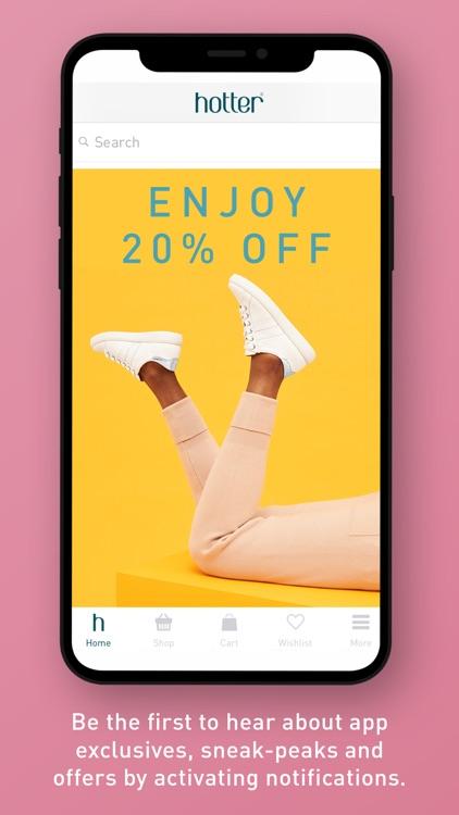 Hotter: Shoes & Sandals screenshot-3