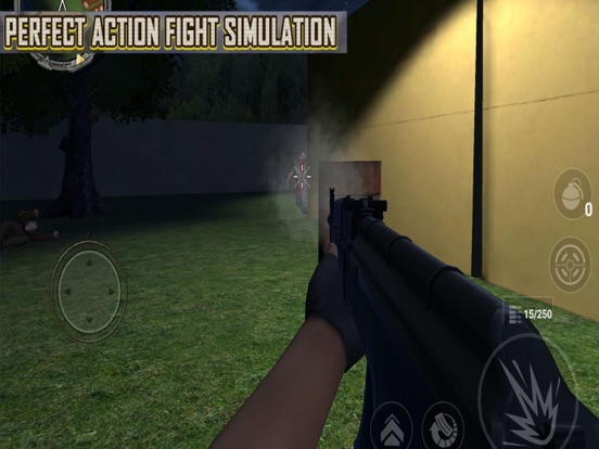 US Commando Attack Shooter-ipad-0