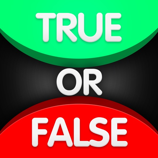 True Or False - Trivia Quiz