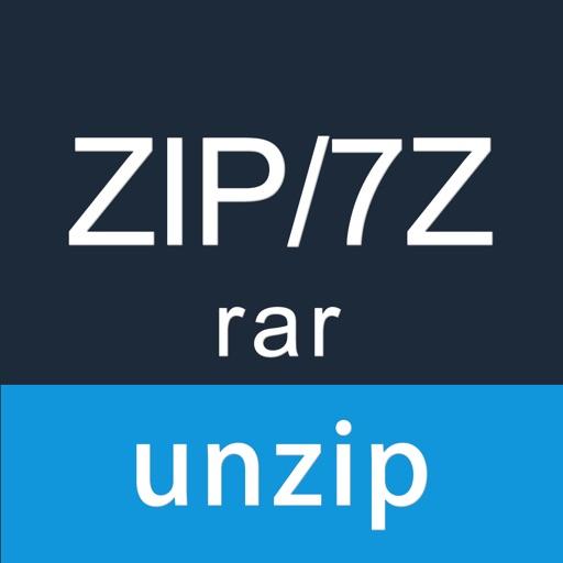 解压大师 - ZIP RAR 7Z 解压软件