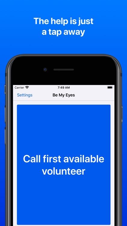 Be My Eyes screenshot-3