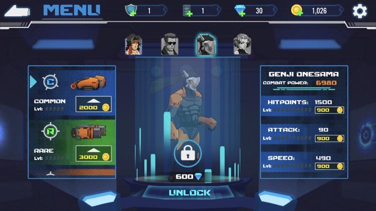 Metal Strike War: Gun Shooter screenshot-6