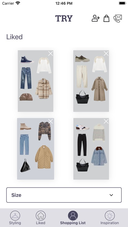 TRY Personal Shopper screenshot-3