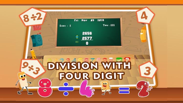 Math Division Games For Kids screenshot-3