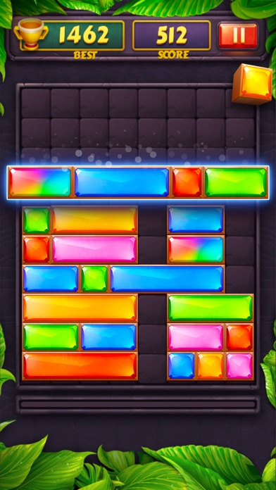 Jewel Blast  Block Dr... screenshot1