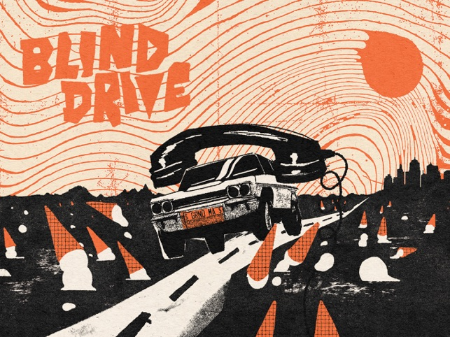 Blind Drive, game for IOS