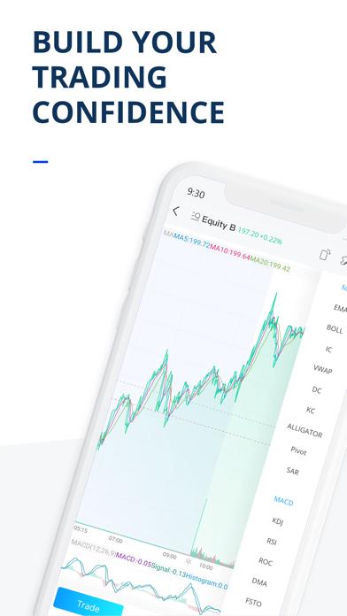 Webull: Investing & Trading Screenshot