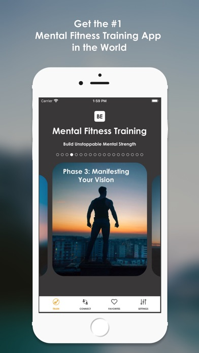 BE: Mental Fitness Training screenshot one