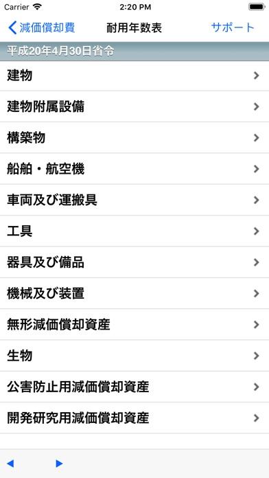税理Pro ScreenShot4