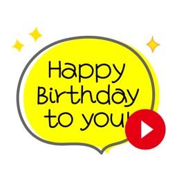 Happy birthday to you ver2