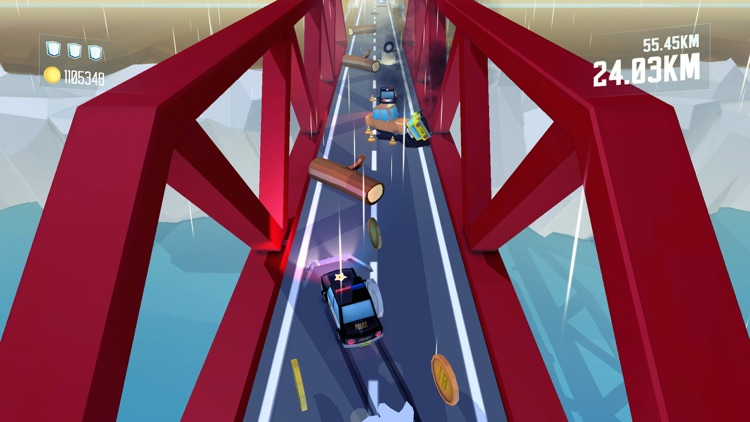Road Rage 3D - Endless Racer