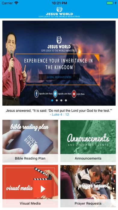 点击获取GJTW - Jesus World