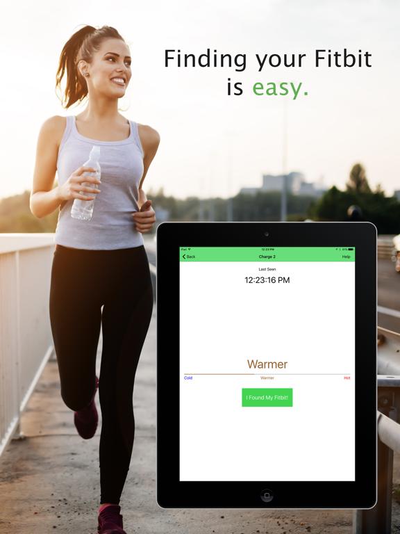 Find My Fitbit - Finder App Screenshots