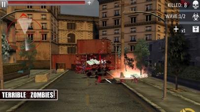Death Zombie: Street Kill screenshot two