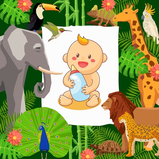 First Animal Sounds for Baby