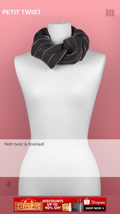 Scarf How to Wear screenshot-3