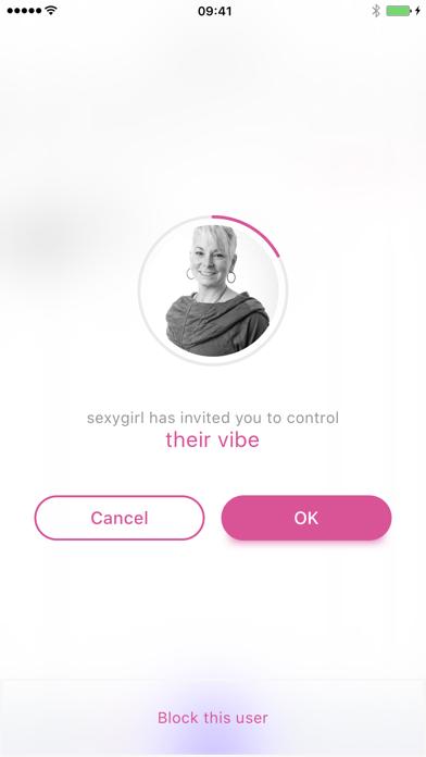 OhMiBod Remote screenshot two