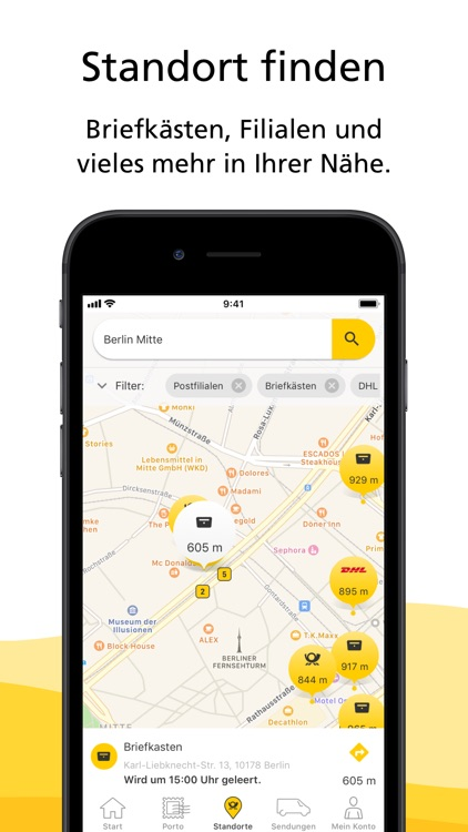 Post mobil screenshot-3