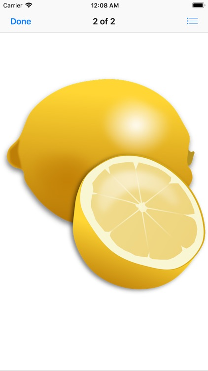 Lemony Lemon Stickers screenshot-4