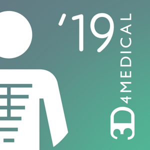 Complete Anatomy 19 for iPhone Medical app