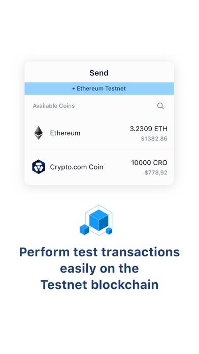 Crypto.com l DeFi WalletScreenshot of 9