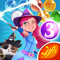 App Icon for Bubble Witch 3 Saga App in United States IOS App Store